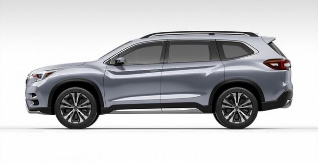 Subaru Ascent 2018: фото и характеристики