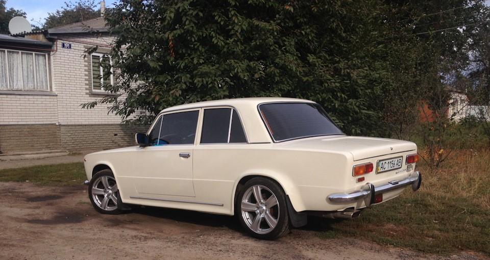 Лада-купе с баварским сердцем: яркий тюнинг ВАЗ-2101