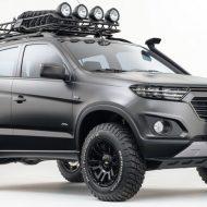 Chevrolet Niva нового поколения: последние новости