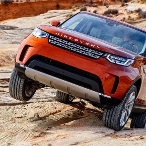 Land Rover Discovery 5 (2017): обзор и тест-драйв