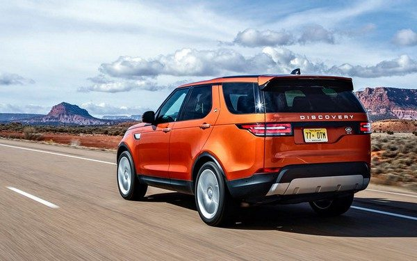 Land Rover Discovery 5 (2017): обзор и тест-драйв