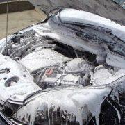 Как не нужно мыть машину?