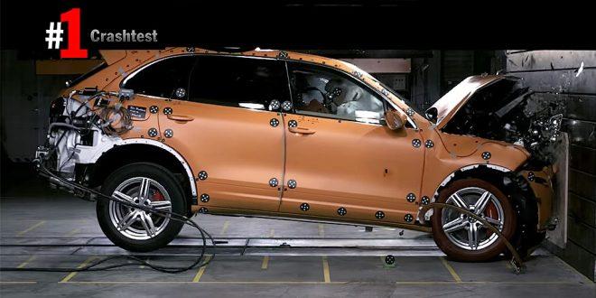 Видео: самые крутые испытания машин Porsche