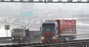 Водителей грузовиков хотят обязать проходить переподготовку