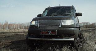 УАЗ Патриот V8 3UZ-FE 4.3 или самый мощный УАЗ