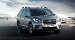 Subaru Ascent 2018