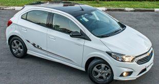 Chevrolet Onix Effect: подробности о спорт-версии хэтчбека