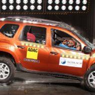 Это провал: Renault Duster в краш-тесте Global NCAP
