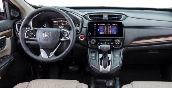 Honda CR-V 2017: комплектации и цены в России