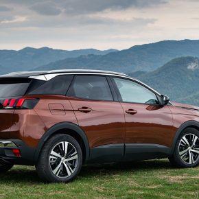 Peugeot 3008 2017: цена и комплектации в России