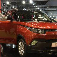 Mahindra KUV100 будет продаваться в Европе и Росиии