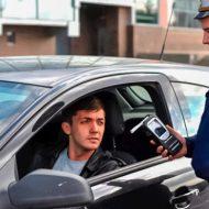 Проверка на алкоголь сотрудником ДПС: процедура 2017