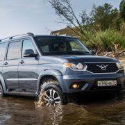 Патриот 2018 модельного года: каким будет обновленный УАЗ?