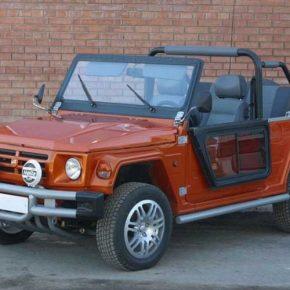 Lada 4×4 станет основой для нового внедорожника «Сталкер»
