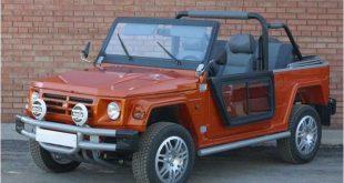 """Lada 4×4 станет основой для нового внедорожника """"Сталкер"""""""