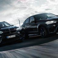 BMW X5 M и BMW X6 M Black Fire: известны цены в России