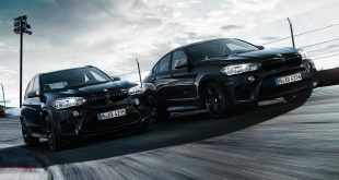 BMW X5 M и BMW X6 M Black Fire цена