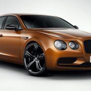 Bentley Flying Spur W12 S: объявлена цена в России