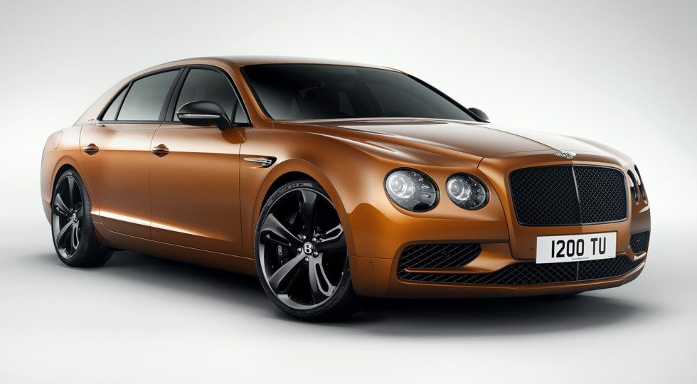 Bentley Flying Spur W12 S цена