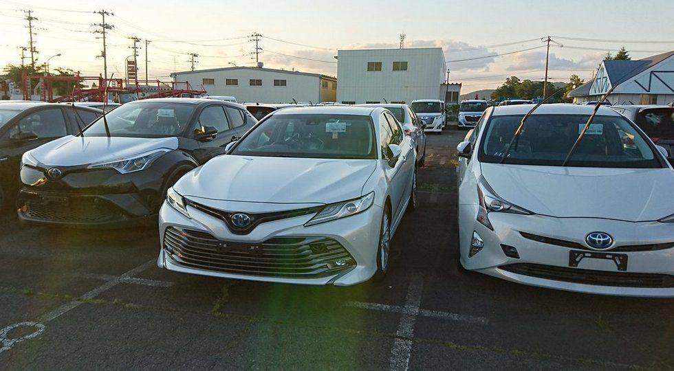 Тойота Камри 2018 в новом кузове фото цена в новом кузове фото цена