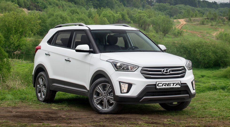 Hyundai Creta Comfort Plus Advanced