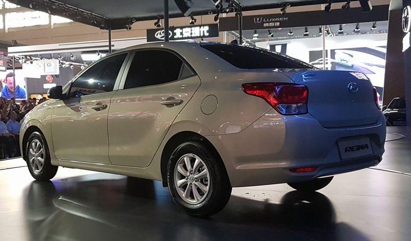 Hyundai Reina: дешевле и ярче Solaris