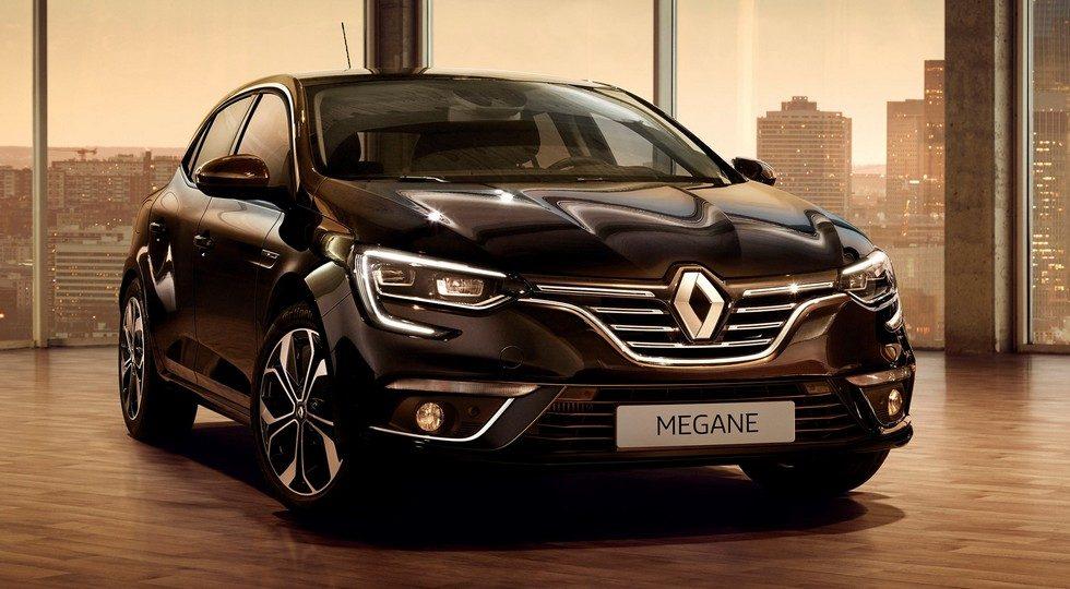 Renault Megane получил эксклюзивную версию Akaju