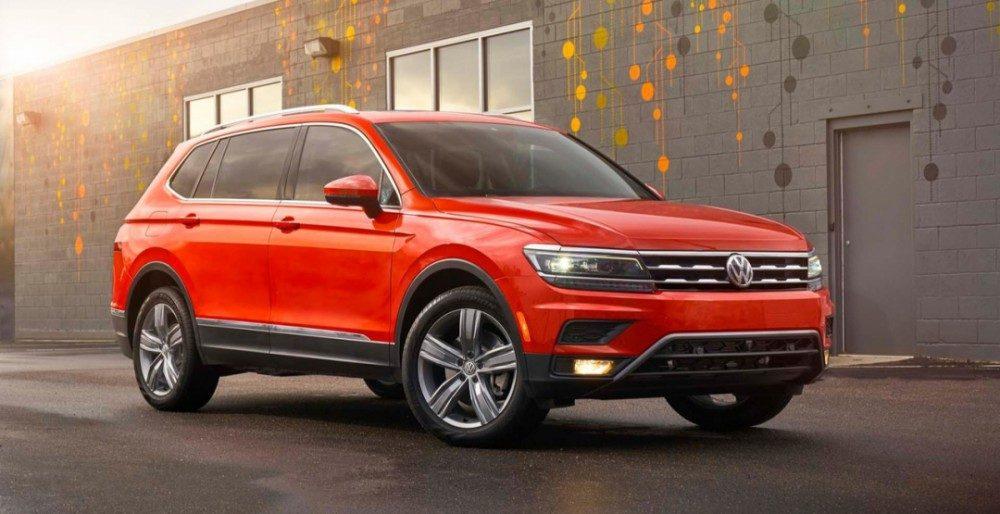 Volkswagen Tiguan 2018: цена, фото и характеристики