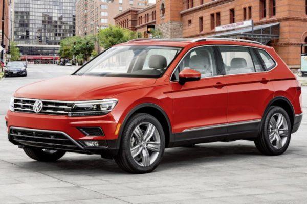 Volkswagen Tiguan S 2018 (2)