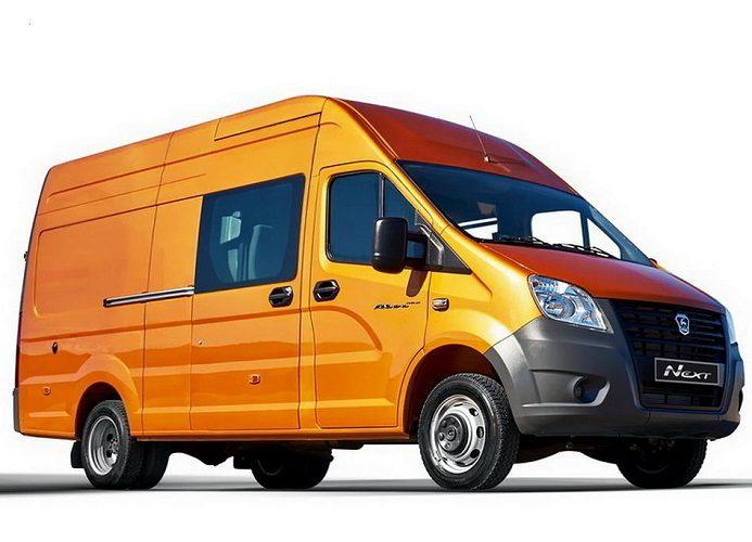 На ГАЗель NEXT установят двигатели Volkswagen