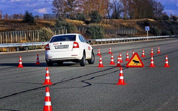 Контраварийное вождение: 10 полезных уроков