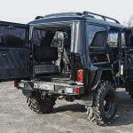 Брянский Партизан: потрясный тюнинг старенького УАЗ 31519