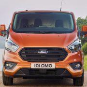 Новый Ford Transit Custom: подробности о рестайлинге