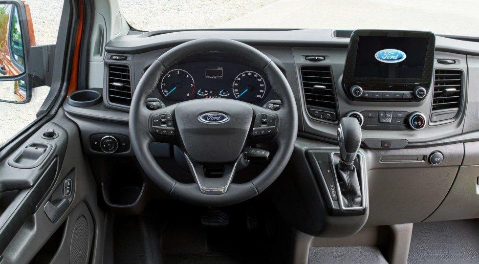 Ford Transit Custom 2017 фото характеристики цена
