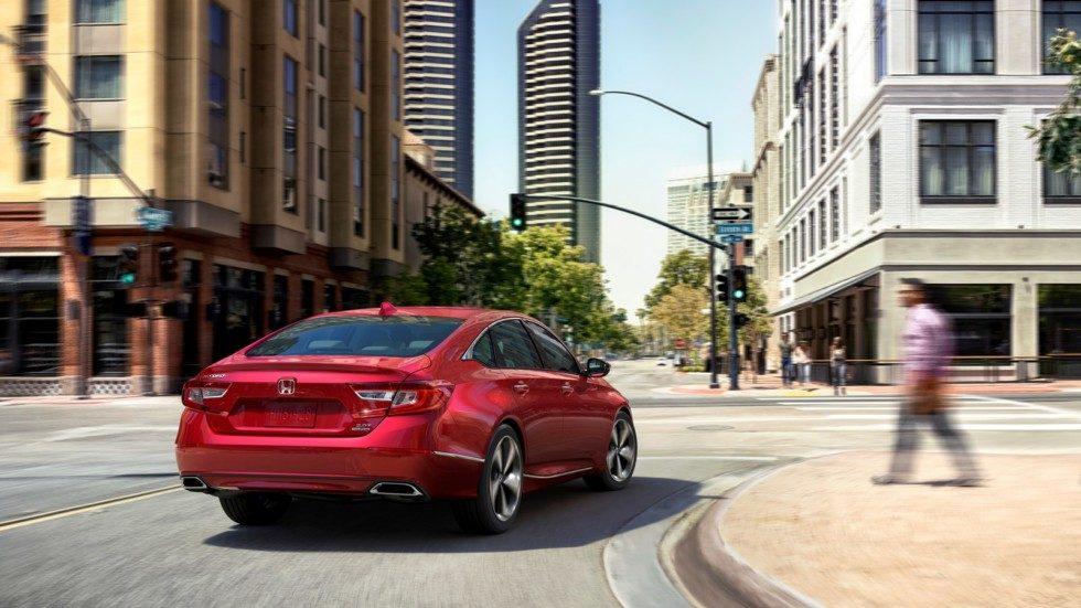 Хонда Аккорд 2018 новый кузов комплектации и цены фото