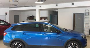 Подробности о Lada Vesta SW Cross в версии Exclusive