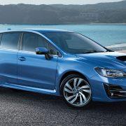Subaru Levorg 2018: подробности о рестайлинге и продаже
