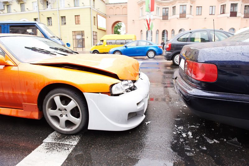 5 правил поведения при автоподставах