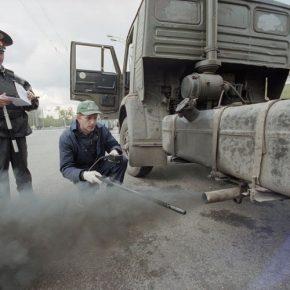 Новые поправки ПДД 2018: запрет на въезд неэкологичного транспорта