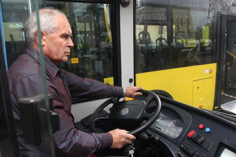 Профессиональных водителей заставят сдавать еще один экзамен