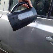 Простой лайфхак по удалению вмятин на машине