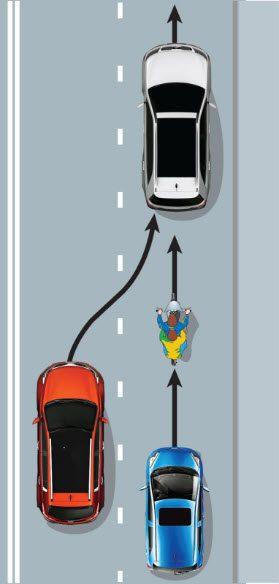 Как не попасКак не попасть в аварию с мотоциклистом?ть в аварию с мотоциклистом?