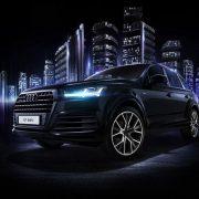 Audi Q7 Bang & Olufsen edition - новая спец. версия для России