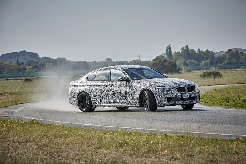 BMW M5 2018 модельного года официально дебютирует 21 августа