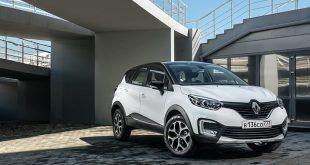 Базовая версия кроссовера Renault Kaptur получила вариатор