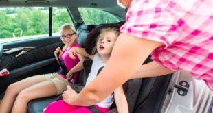 Новые правила перевозки детей и другие изменения в ПДД с июля 2017 года