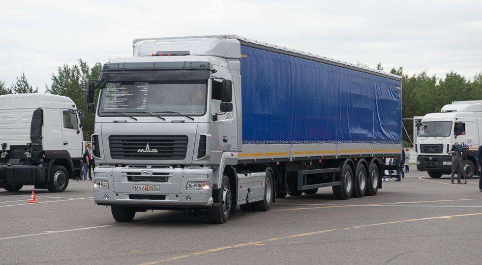 МАЗ не будет брать деньги за ТО грузовиков