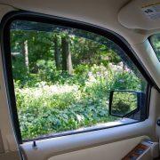 Водителя хотят оштрафовать за открытое окно в машине