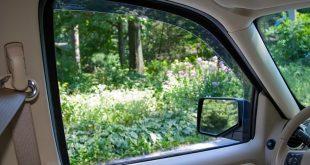 Штраф за открытое окно в машине