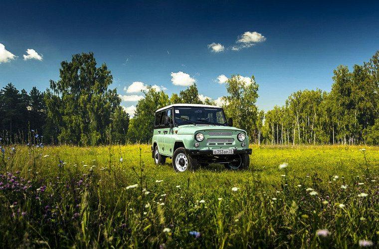 Юбилейный УАЗ 469: подробности о новой версии внедорожника